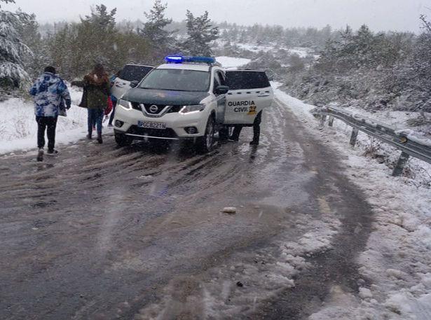 Iniciativa del PSOE para paliar los daños de los temporales
