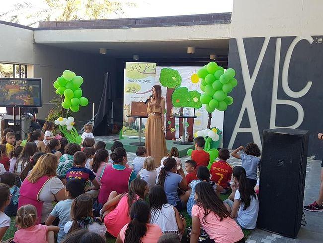 La Campaña Educateatro Llega A Su Ecuador En Vícar Con Una Doble Sesión
