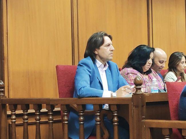 Burgos acusa al PSOE de mentir sobre la Asamblea de Galasa