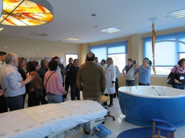 Desciende la afluencia en los hospitales almerienses un 2,7% durante la última semana