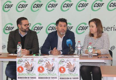 """CSIF tacha el nuevo decreto de escolarización en Andalucía de """"ataque a la enseñanza pública"""""""