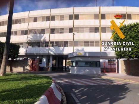 El líder de COAG se niega a declarar tras cinco horas en la Comandancia de la Guardia Civil