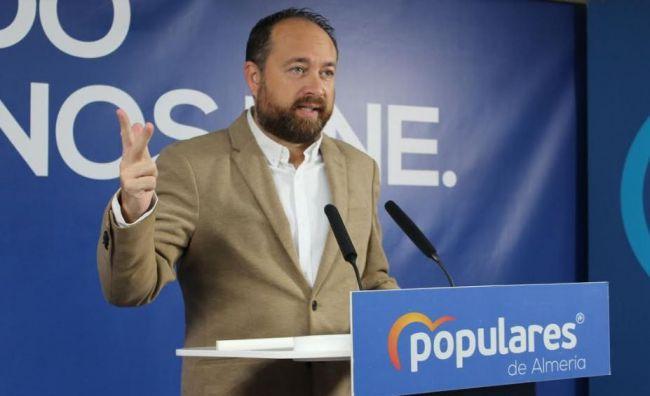 Herrera señala que Planas va tarde con la reforma de la Ley de Cadena Alimentaria