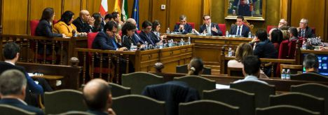 El protocolo sobre 'acoso sexual' en Diputación se enreda por la palabra 'feminismo'