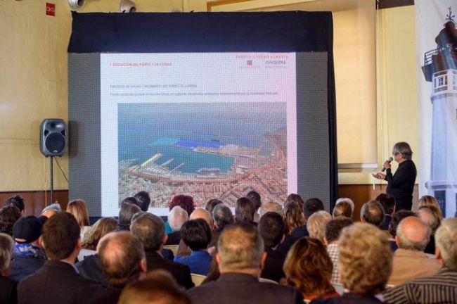 103 propuestas al Master Plan del proyecto Puerto-Ciudad