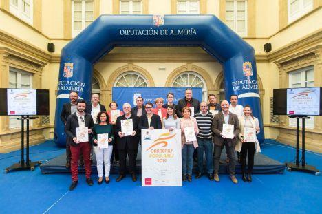 Diputación destinará 2,2 millones para deportes con la vista puesta en el turismo