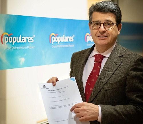 El PP reclama al Gobierno los enlaces de la A-7 con Almería, Roquetas de Mar y El Ejido
