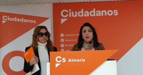 Los electos de Ciudadanos en Almería no tendrán representantes en su congreso estatal