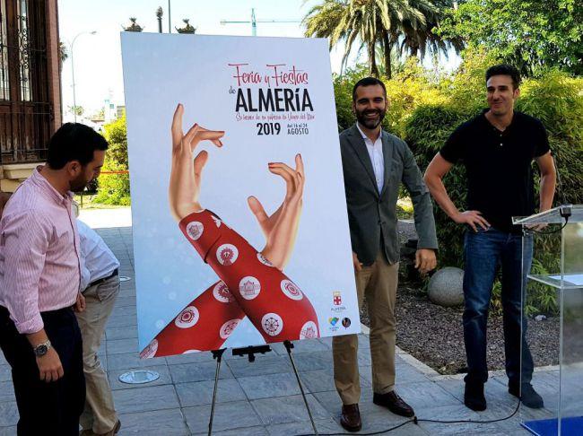 Recta final para el cartel de la Feria de Almería 2020