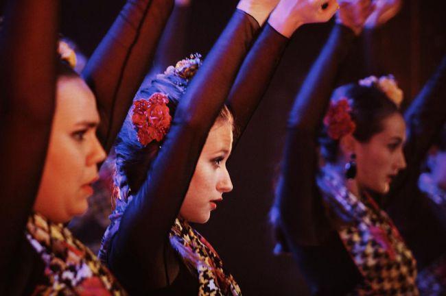 'Entre Flamencas' llega al Auditorio en el Día Internacional de la Mujer