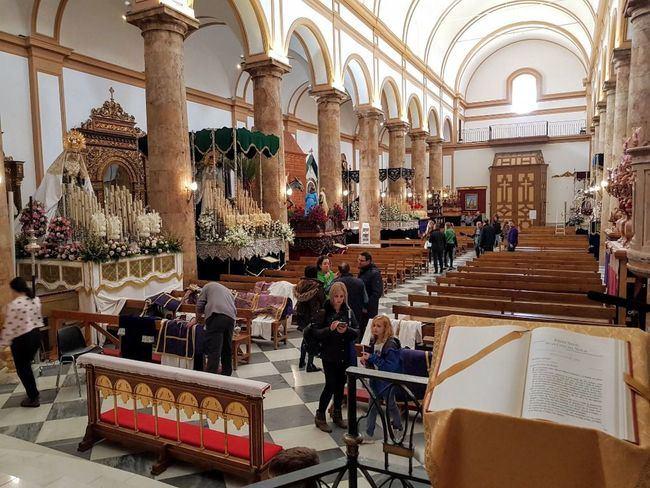 Este sábado se presenta el cartel de la Semana Santa de Berja 2020