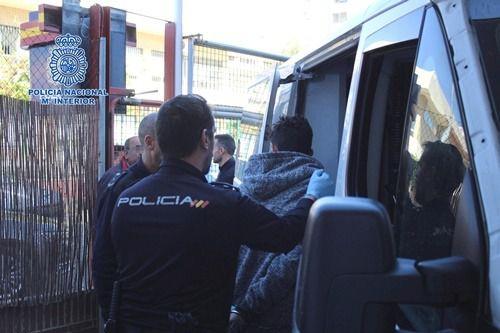 Detenido en El Ejido por un delito en Staffordshire -U.K- en diciembre de 2018