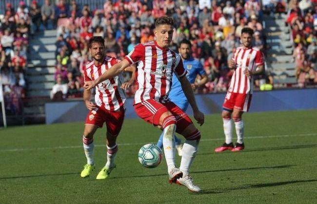 El Almería afronta una nueva semana con el Albacete en el horizonte