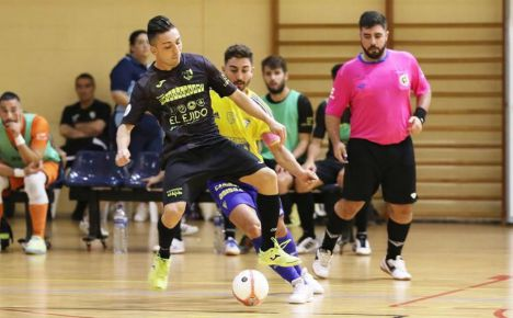 Paran los entrenamientos del fútbol base en El Ejido