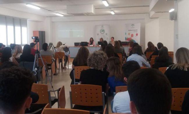 Nueva sede del CADE de Almería en el Albergue de Inturjoven