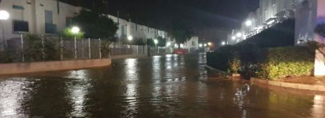 Una nueva DANA amenaza a Almería
