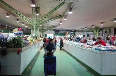 Reparto a domicilio en los Mercados Central y Los Ángeles