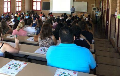 CSIF exige protección para los más de 500 vigilantes de seguridad privada de Almería