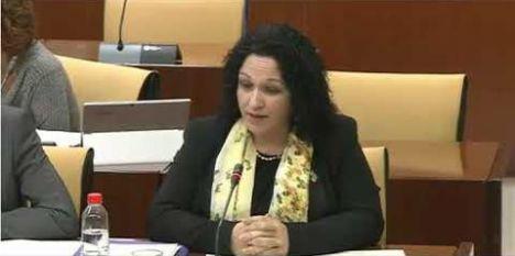 Luz Belinda pide que los grupos parlamentarios renuncien a media subvención por el #COVID19