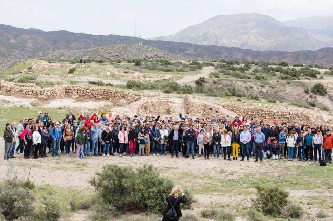 Amigos de la Alcazaba anima al apoyo telemático a Los Millares como Patrimonio de la Humanidad