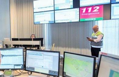 Un fallecido en un accidente entre un camión y un turismo en Zurgena