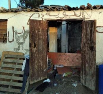 Cuatro entidades reclaman una solución a los asentamientos de inmigrantes