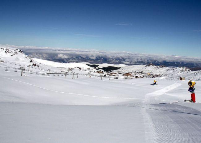 El Espacio Natural Sierra Nevada se reinventa por el #COVID19