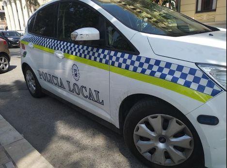 La Policía De Vícar Agradece las donaciones para protección ante #COVID19