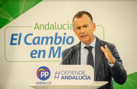 Venzal pone de ejemplo a la Diputación de Almería