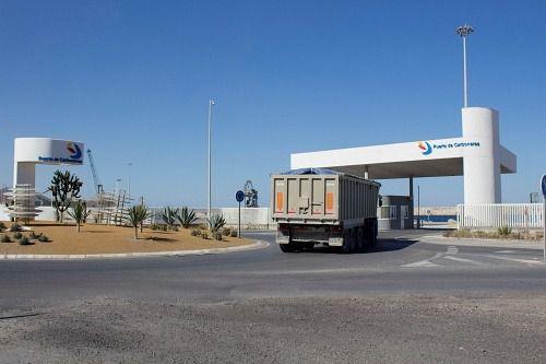 La Junta no autoriza el embarque del mineral de Alquife por Carboneras