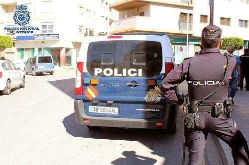 Detenido tras darse a la fuga en un control por el #COVID19
