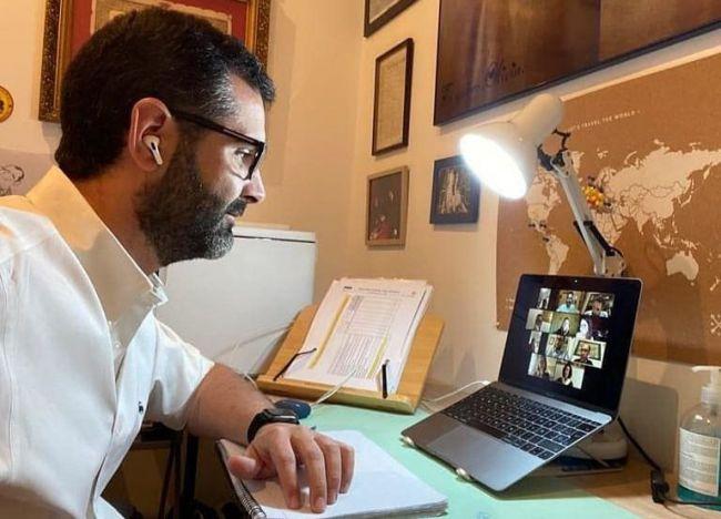 El Ayuntamiento y Asempal impulsan una Oficina Virtual de asesoramiento
