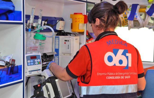 061 en Almería regresa a niveles anteriores al #COVID19