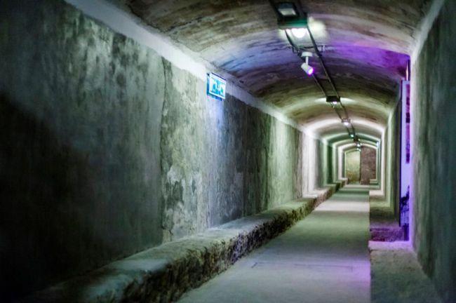 Visita virtual a los Refugios de la Guerra Civil por el #COVID19