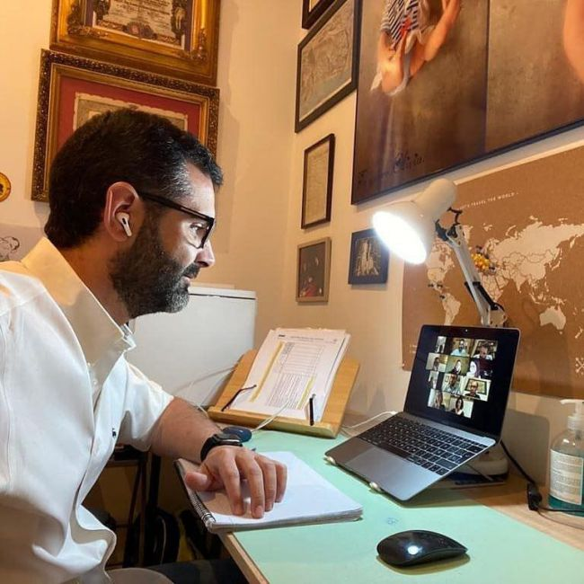 """Fernández Pacheco: """"Reclamo al Gobierno una estrategia nacional de vuelta a la normalidad"""""""