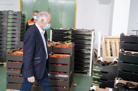 El alcalde de Roquetas preside las mesas sectoriales del Plan estratégico del #COVID19