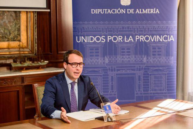 Diputación reclamará que Almería avance en la desescalada
