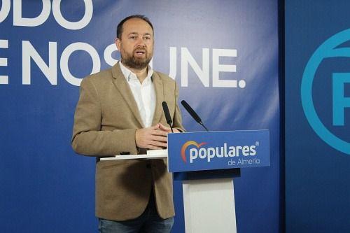 El PP le recuerda al Gobierno central que 35.000 almerienses esperan cobrar su ERTE