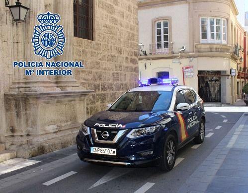 La Policía Nacional esclarece un robo del día de Nochebuena del año pasado