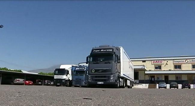 Multan a camiones de hortalizas en Europa por tener la documentación caducada
