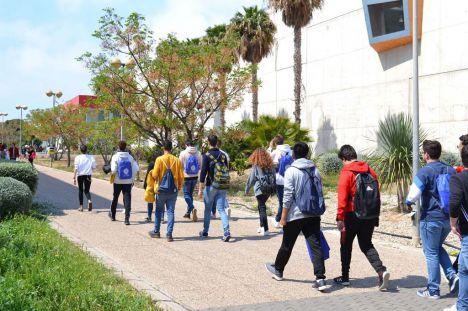 700 estudiantes en el Aula Virtual de la UAL del Centro de Lenguas
