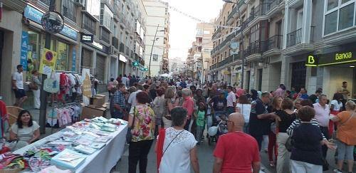 El Ayuntamiento de Cuevas aboga por el consumo local