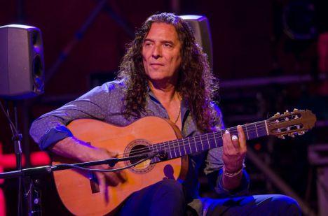 Tomatito mostrará la magia de la guitarra en su 'Sonanta 5' de los Cursos de Verano