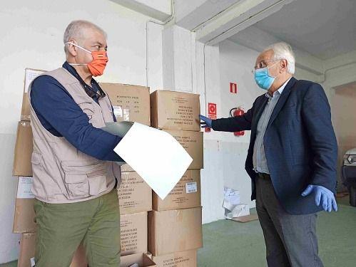 Subdelegación del Gobierno atiende 4.600 consultas en dos meses del Estado de Alarma