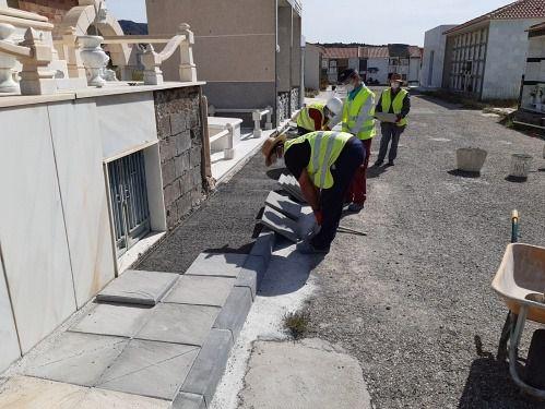 La Junta concede más de tres millones para obras del PFEA en Almería
