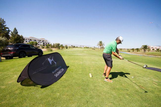 """Reabre el campo municipal Alborán Golf """"con emoción y seguridad"""""""