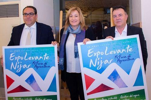 La XV Feria de la Agricultura Expolevante Níjar aplazada al 30 de septiembre
