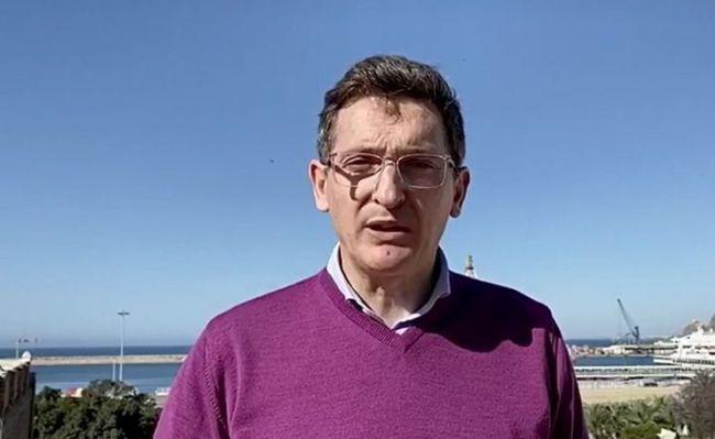 Sánchez Teruel se adelanta y dice que Almería pasará a Fase 2
