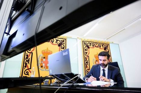 Fernández-Pacheco aplaude que el Fondo Social de Impulso y Recuperación Económica suba a 5.000 MM
