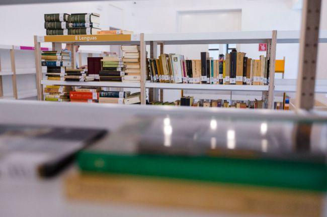 La Biblioteca Central reabre el servicio de consulta en sala de libros